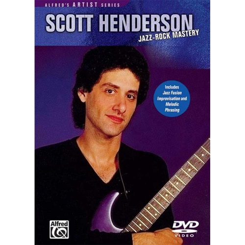 Scott Henderson: Jazz-Rock Mastery Instructie DVD OP=OP