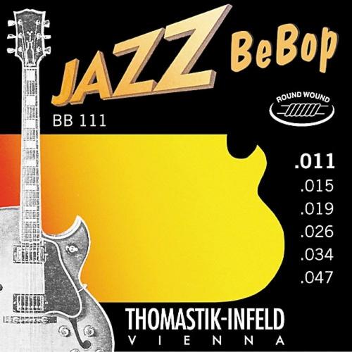Thomastik BB111 BeBop Jazz Elektrische Gitaarsnaren (11-47)