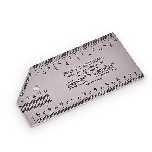 Warwick RockCare Fret Rocker - Fret Hoogte Meter