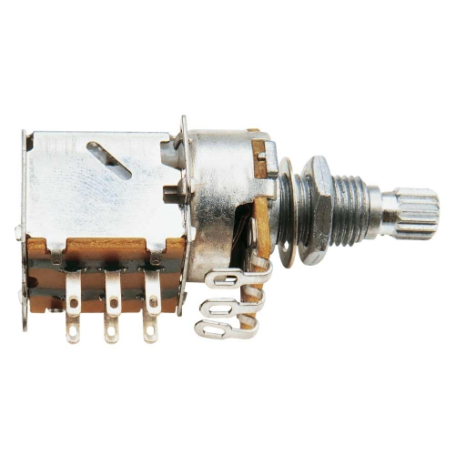 Yellow Parts EZ1205 PushPull Volumepotmeter - 250K