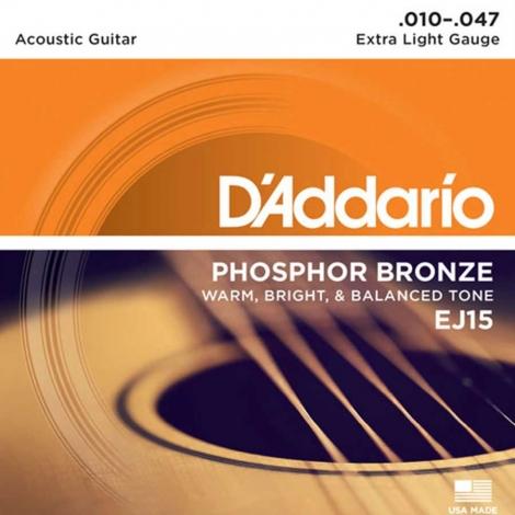 D'Addario EJ15 snaren online bestellen