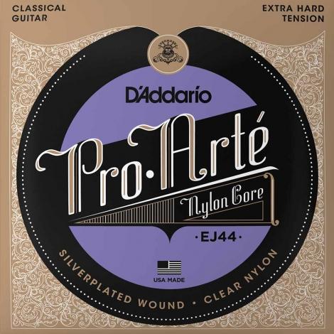 D'Addario EJ44 , snaren. Pro-Arte serie klassieke snaren met extra hoge spanning