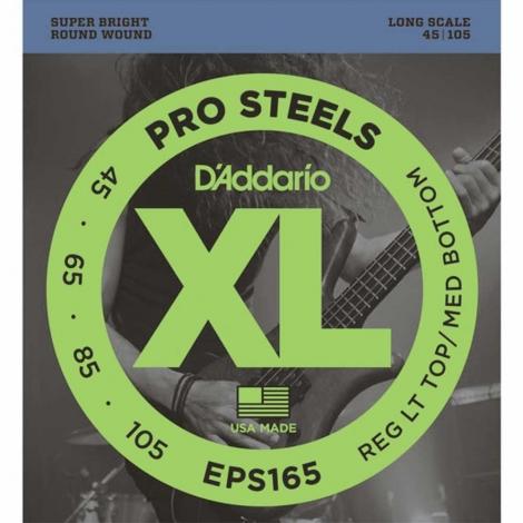 D'Addario EPS165 Bassnaren .045 - .105