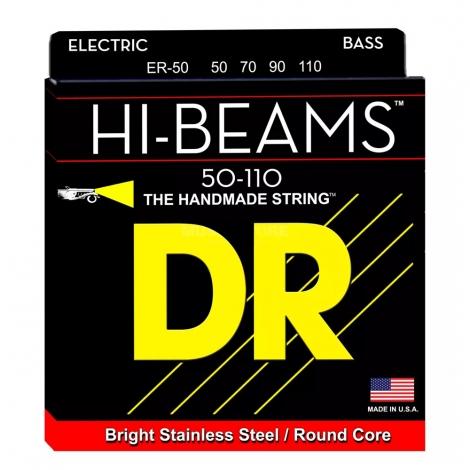 DR Strings ER50 Hi-Beam Bassnaren (50-110)