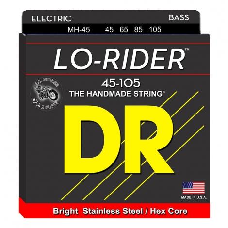 DR MH45 Lo-Rider Bassnaren (45-105)