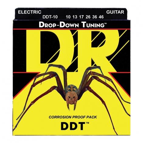 DR Strings DDT10 Drop Down Tuning Snaren (10-46)