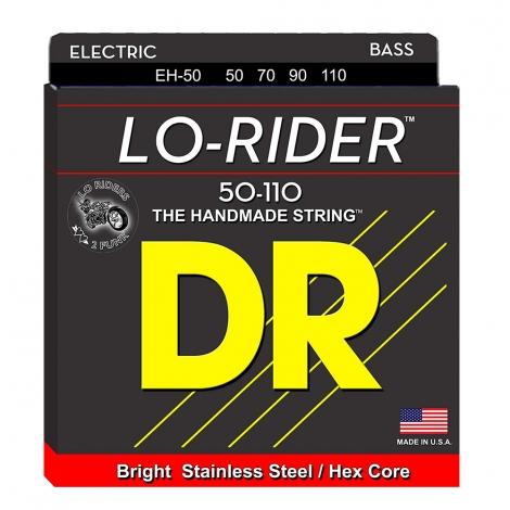 DR Strings EH50 Lo-Rider Bassnaren (50-110)