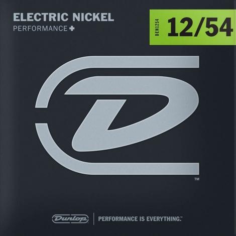 Dunlop DEN1254 Nickel Wound Elektrische Gitaarsnaren (12-54)