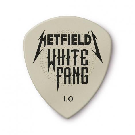 Dunlop PH122P100 Hetfield's White Fang 1.0mm Plectrum - Per Stuk