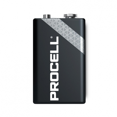 Duracell Industrial 9 Volt batterij - p. stuk
