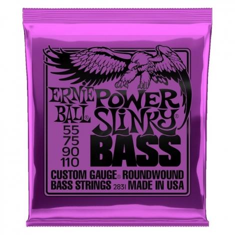 Ernie Ball 2831 Power Slinky Bassnaren (55-110)