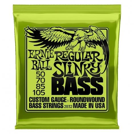 Ernie Ball 2832 Bassnaren .050 - .105 Regular Slinky