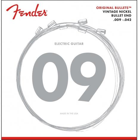 Fender 3150L Snaren voor Elektrische Gitaar (9-42)