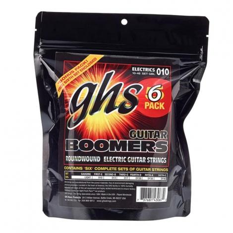 ghs gbxl 009-042 boomers sixpack gitaarsnaren kopen