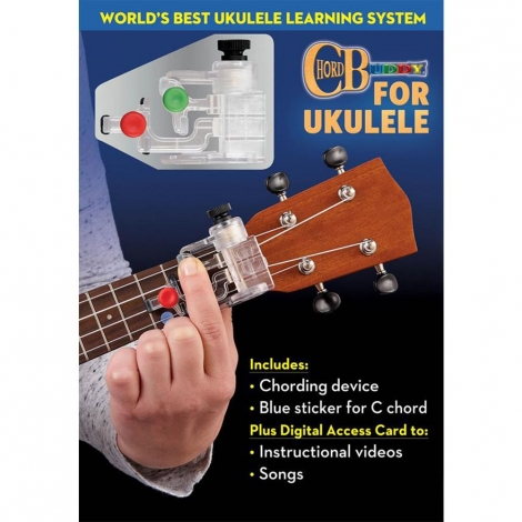 Hal Leonard ChordBuddy voor Ukulele