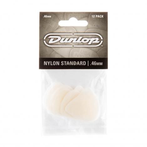 Dunlop 44P-46 Plectrum 12-Pack