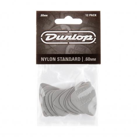Dunlop 44P-60 Plectrum 12-Pack