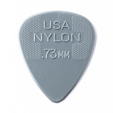 dunlop nylon 0.73mm gitaarplectrum kopen