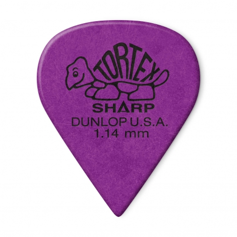 dunlop tortex 1.14mm plectrum