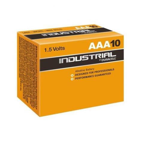 Duracell Industrial AAA batterij - p. doos