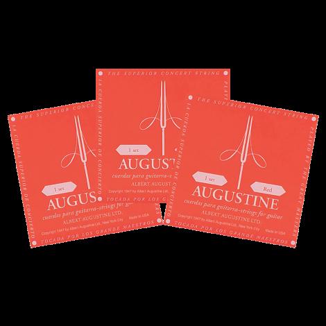 Augustine Rood Triopack Klassieke Snaren