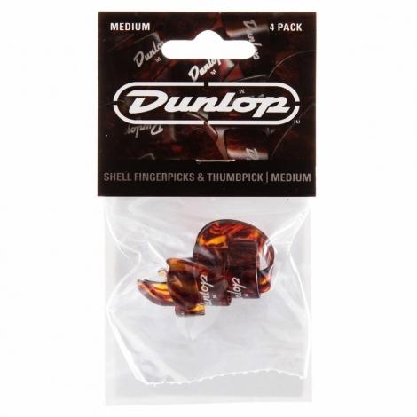 Dunlop 9010TP Plectrum Tokkelset Medium (4-delig)