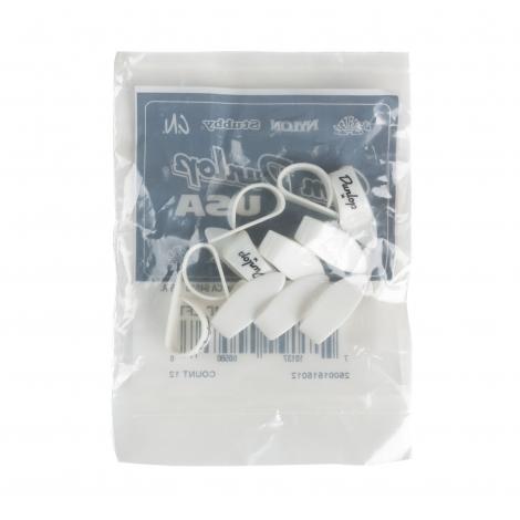 Dunlop 9012R Medium Left Duimplectrum 12-Pack
