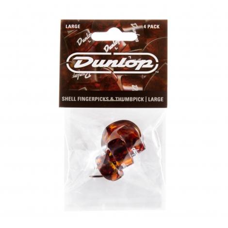 Dunlop 9020TP Plectrum Tokkelset (4-delig)