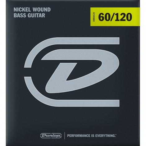 Dunlop DBN60120 Bassnaren Drop Tuning Long Scale (60-120)