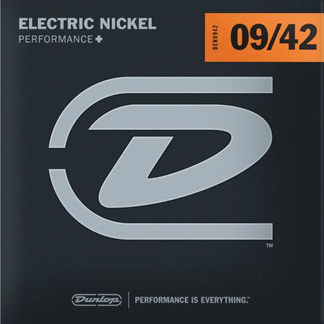 Dunlop DEN0942 Snaren voor Elektrische Gitaar (9-42)