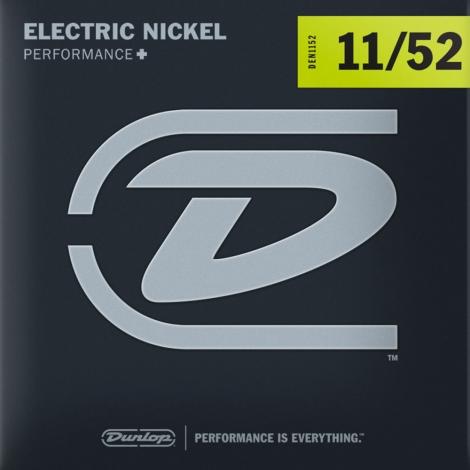 Dunlop DEN1152 Elektrische Gitaarsnaren (11/52) Drop-D/Drop-C#