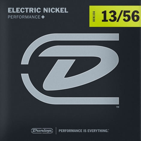 Dunlop DEN1356 Nickel Wound Elektrische Gitaarsnaren (13-56)