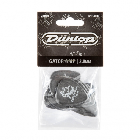 dunlop gator 2.0mm plectrums