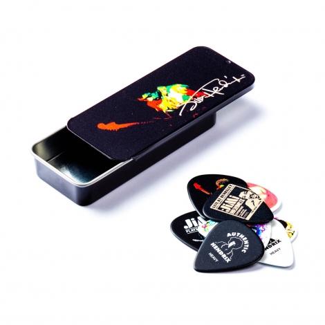 Dunlop JH-PTR04H Jimi Hendrix Plectrum 12-Pack