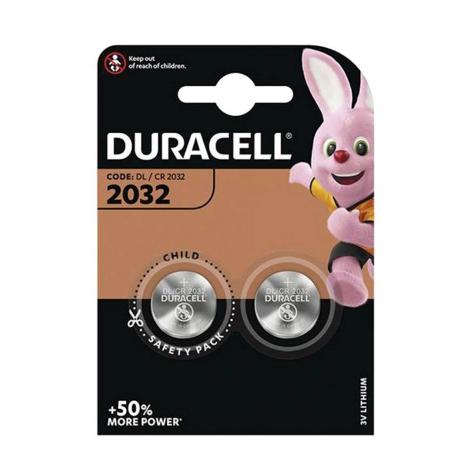 Duracell 2032 Batterij (Set van 2)