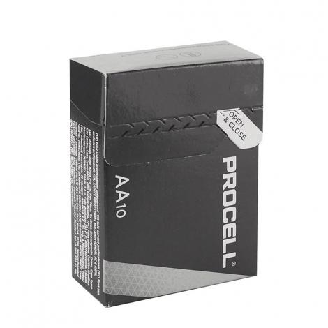 Duracell Industrial AA Batterij - Doos / 10-Pack