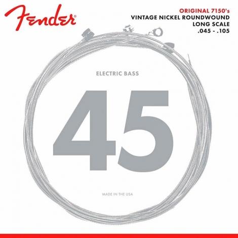 Fender 7150M Snaren voor Elektrische Basgitaar (45-105)
