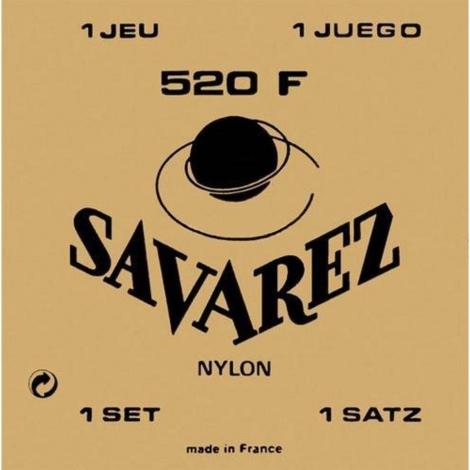 Savarez 520F Klassieke Gitaarsnaren