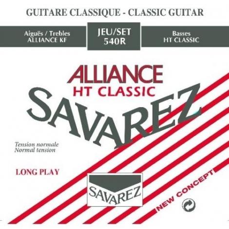 Savarez 540R Alliance Gitaarsnaren