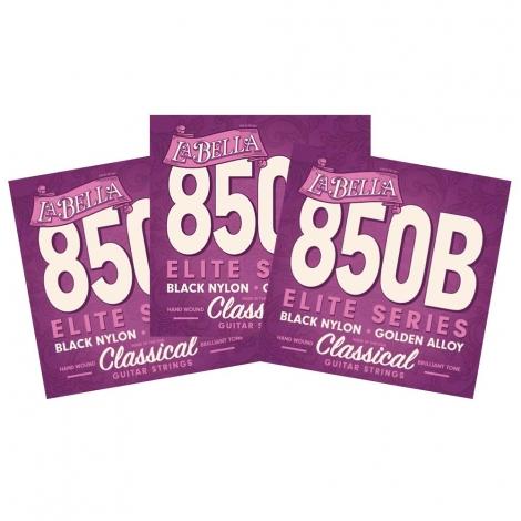 La Bella 850B Klassieke Gitaarsnaren 3-Pack