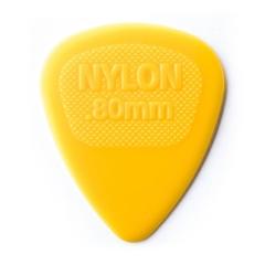 Dunlop Nylon Midi Plectrum 0.80mm - Per Stuk