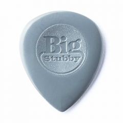 Dunlop Nylon Big Stubby Plectrum 2.0mm - Per Stuk