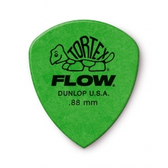 Dunlop Tortex Flow Plectrum .88mm