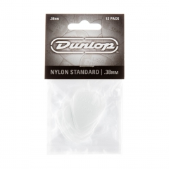 Dunlop 44P-38 Plectrum 12-Pack
