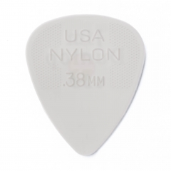 Dunlop 44R38 Nylon Plectrums 0.38mm 72-Pack