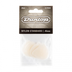 Dunlop 44P-46 Plectrum 12-Pack