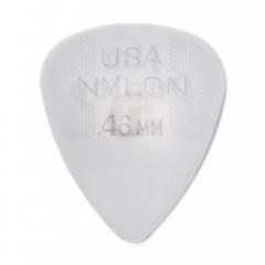 Dunlop 44R46 Nylon Plectrums 0.46mm 72-Pack