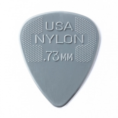 Dunlop 44R73 Nylon Plectrums 0.73mm 72-Pack
