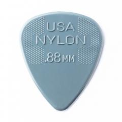 Dunlop 44R88 Nylon Plectrums 0.88mm 72-Pack