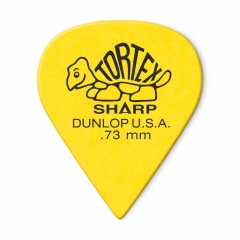 dunlop tortex .73mm plectrum